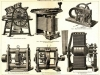 Des moteurs (fabrication Meyers)